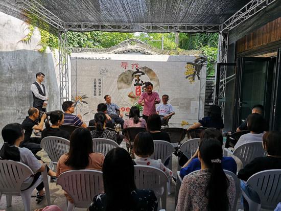 """杭州余杭区举办了一系列""""文化和自然遗产日""""文物宣传展示活动"""