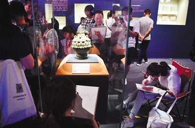 首都博物馆举办多项展览和社教活动庆祝端午佳节