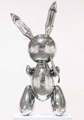 一只价值6.26亿元的兔子 究竟是艺术价值的扭曲还是市场的需要