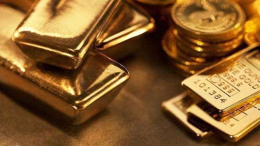现货黄金走势跌宕起伏 急涨后遭遇两波跌势