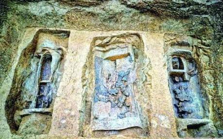 5000年前城河遗址—城河古城 还原史前人类社会