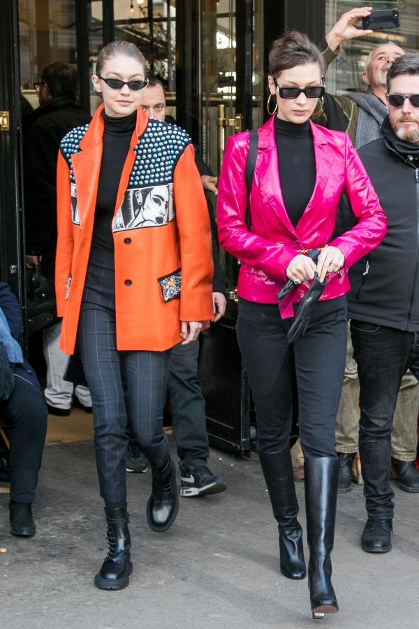 """和Bella Hadid学街拍做个""""Cool Girl"""""""