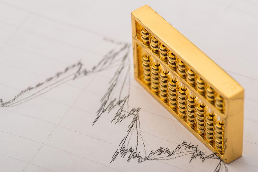 黄金多单获利了结 月线恐将验证见顶?
