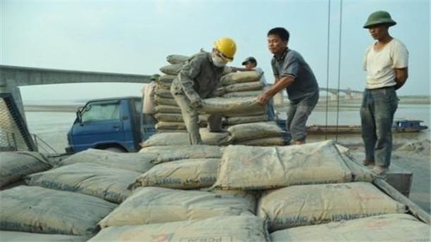 5月份水泥产量同比增长7.2%