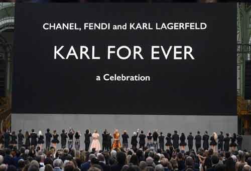 Karl for Ever 一代传奇