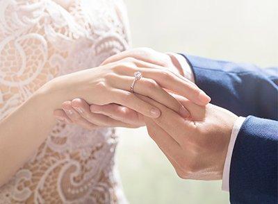男女结婚戒指戴哪个手指