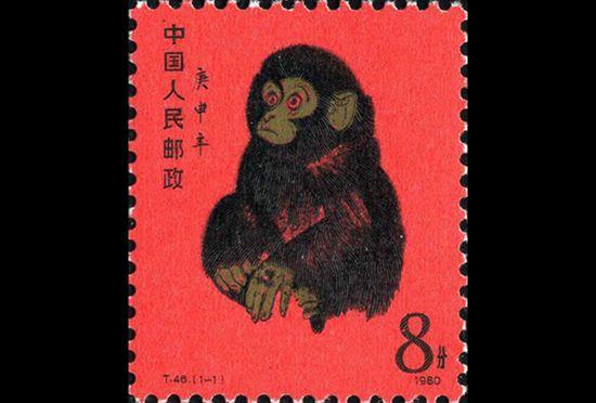 80年猴票真假鉴别