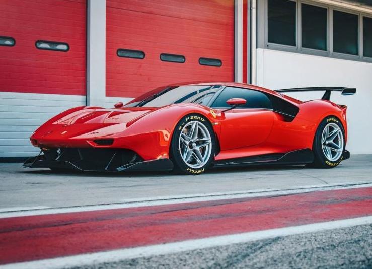 法拉利定制项目新车将于7月4日首秀