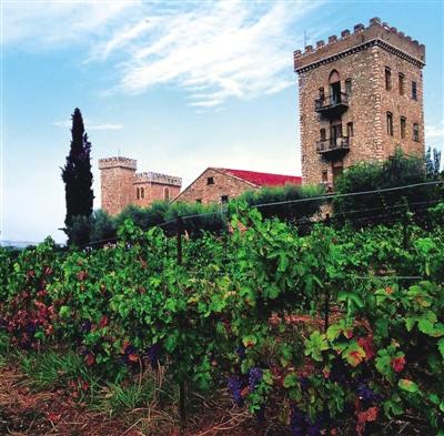 雅克劳斯 希腊葡萄酒历史上的一个里程碑