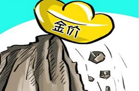 七月降息预期降温 现货黄金连续走低