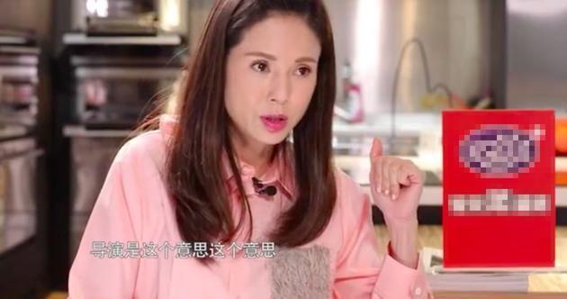 李若彤曾遭遇潜规则 向好友哭诉后拒绝对方诱惑