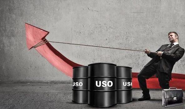 美國原油價格出現技術性回調