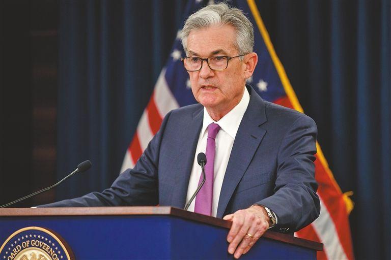 美总统重申有权解雇鲍威尔 称应让欧洲央行行长担任美联储主席