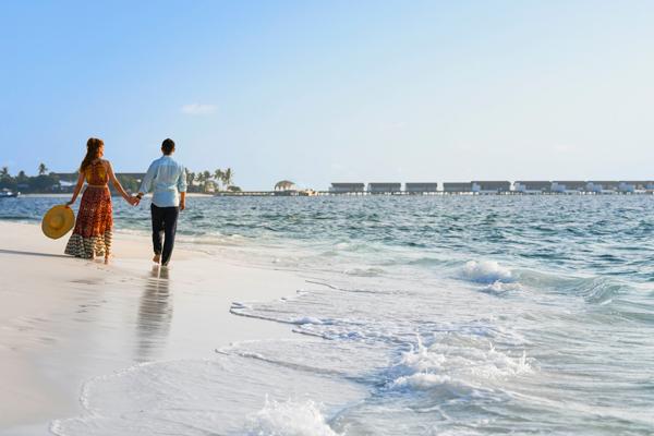 在马尔代夫米兰胡岛威斯汀 体验极致浪漫