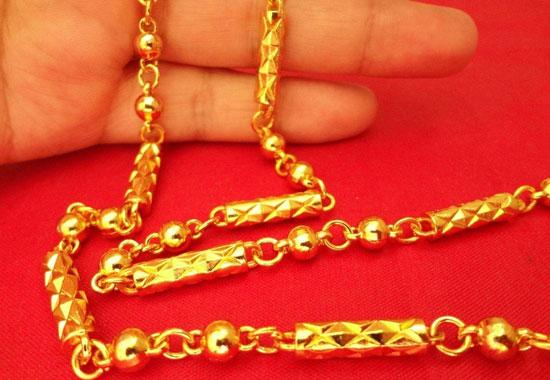 如何挑选黄金饰品?
