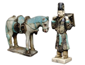"""200余件山西古代陶瓷代表作品亮相""""陶冶三晋——山西古代陶瓷特展"""""""