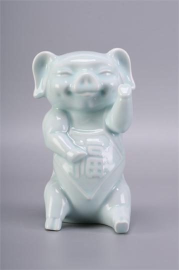 中国陶瓷工艺大师张景辉的陶瓷艺术