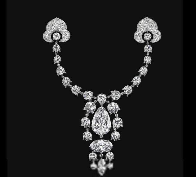 印度珠宝藏品闪耀卡塔尔王室组员El Thani的个人个人收藏交易会