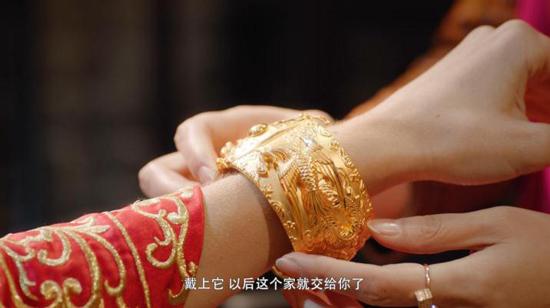 龙凤珠宝品牌文化大片 展现了新中式文化的魅力