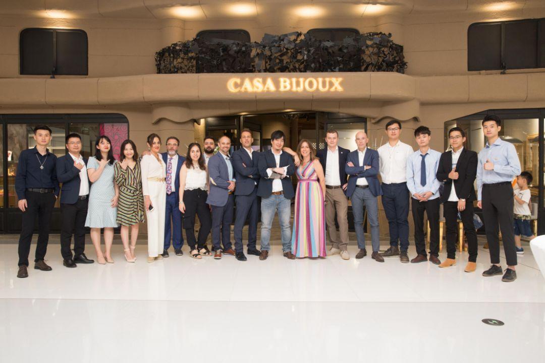 九大欧洲珠宝品牌入驻CASA BIJOUX沈阳市府恒隆旗舰店
