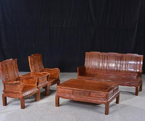 """""""奥哲红木沙发A-S39""""红木家具及价格"""
