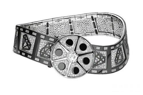 Bvlgari宝格丽以电影艺术为灵感推出Cinemagia高级珠宝系列
