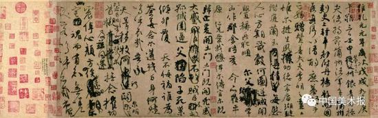 颜真卿和他的《祭侄文稿》记述了怎样的历史故事?
