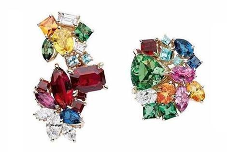迪奥推出Gem Dior高级珠宝系列新品