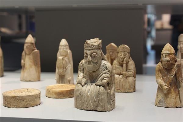 900岁高龄的维京国际象棋作品以92.4万美元的价格成交