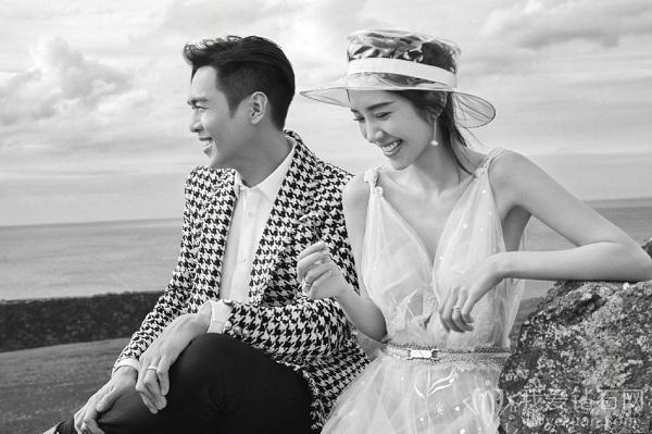 宝利格为张若昀、唐艺昕甜蜜童话爱情献上最诚挚的祝福