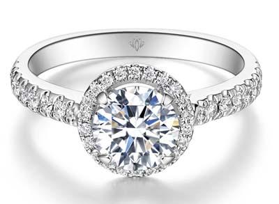 钻戒钻石脱落可以再补钻吗?