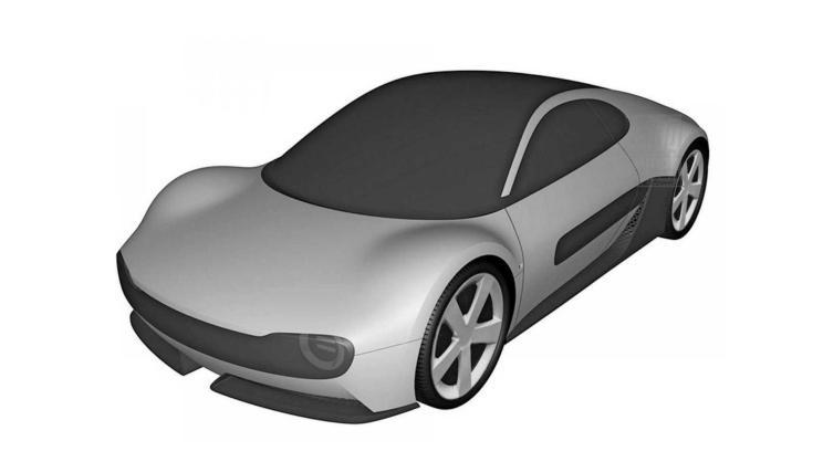 本田电动车型的专利申报图曝光