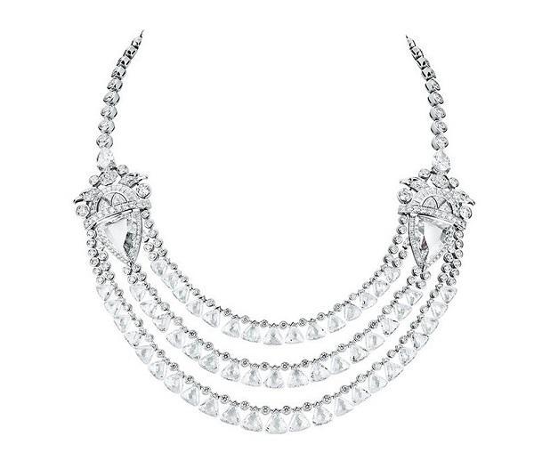 Chanel(香奈儿)推出 Le Paris Russe de Chanel 高级珠宝系列