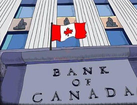分析师:加拿大央行料维持利率不变 或上调经济预期