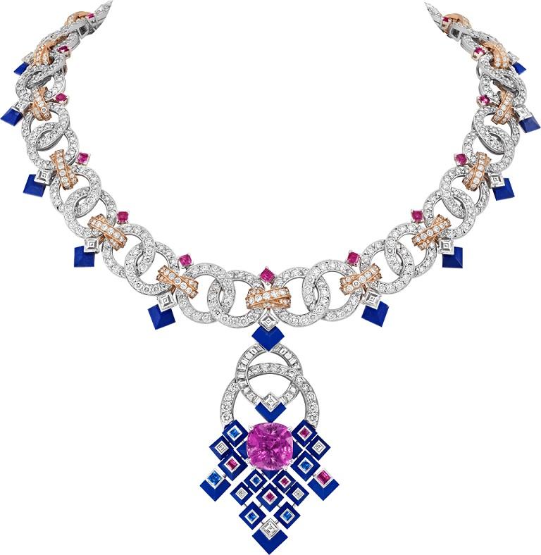 梵克雅宝全新高级珠宝系列 重新演绎经典巨作