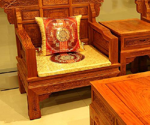 """""""卓匠红木沙发SF0313""""一套红木家具多少钱?"""