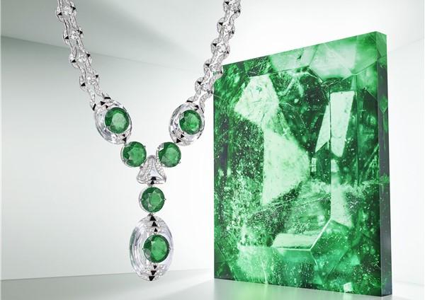 领略高级珠宝的独特魅力!