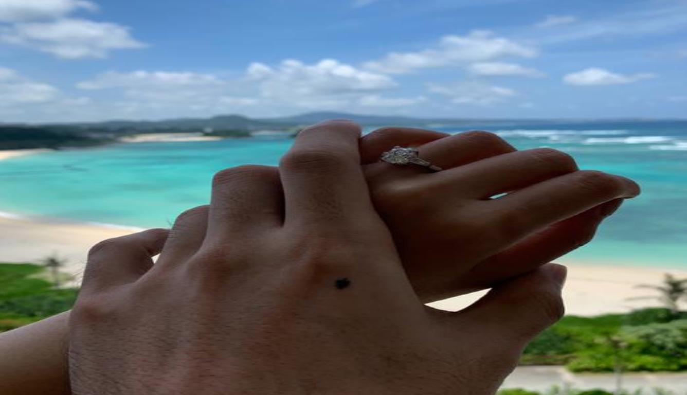 李荣浩求婚成功 生日也是求婚纪念日