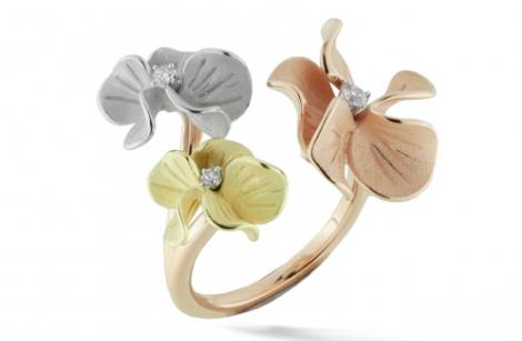珠宝品牌Annamaria Cammilli推出全新钻饰系列