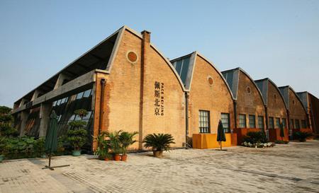 佩斯画廊位于北京798艺术区展厅为何关闭