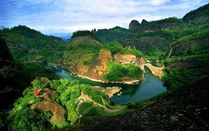 武夷山哪里好玩?