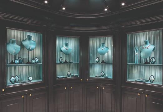 意大利著名品牌古驰(Gucci)跨界珠宝行业