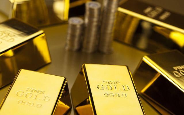 美元指数短线加速下滑 现货黄金短线又拉升