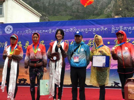 比赛项目丰富 六地体彩冠名全民健身赛事