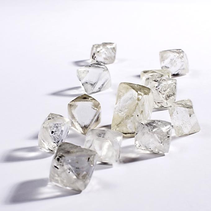 迪拜多种商品交易中心举行培育钻石原料拍卖会