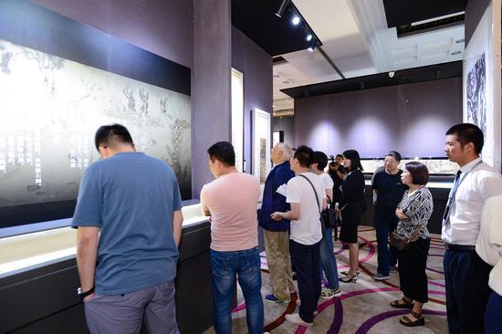 北京匡时2019年春季拍卖会预展开启