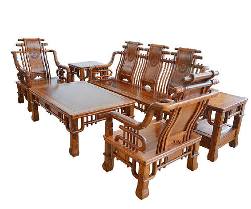 """""""奥哲红木沙发A-S28""""一套红木家具多少钱?"""