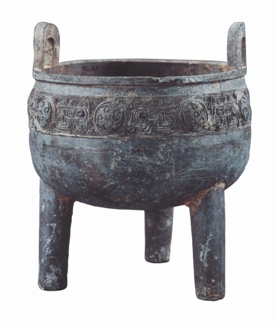 商周青铜礼器中的鼎和簋鉴赏