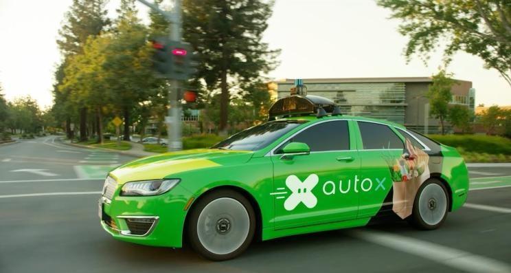 NEVS与AutoX合作测试无人驾驶出租车