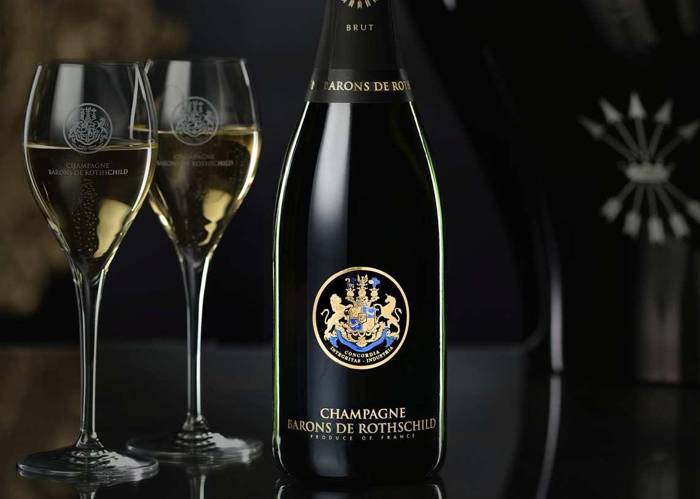 老派贵族的新奢味道——罗斯柴尔德香槟